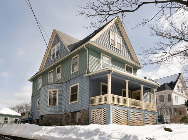 214 Langley Rd, Newton, MA 02459 (MLS #72789428) :: Westcott Properties