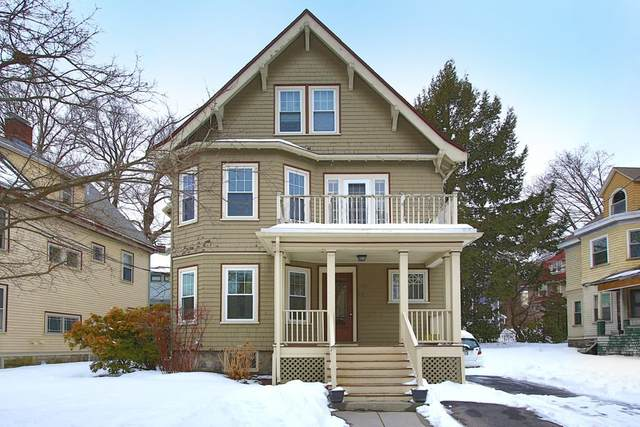 94 Marshall St #94, Watertown, MA 02472 (MLS #72789436) :: EXIT Cape Realty