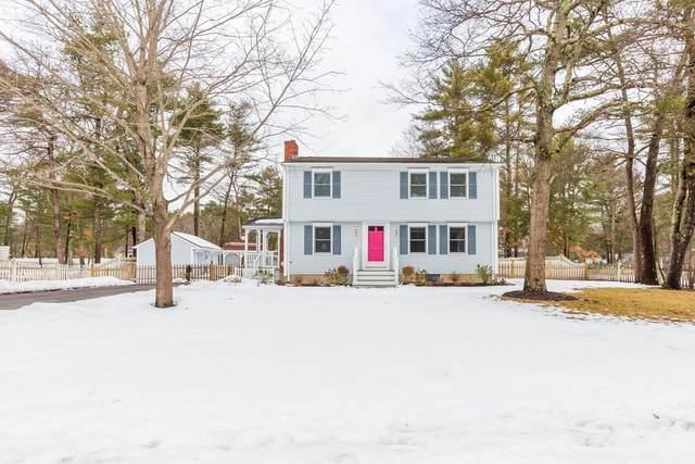 66 Old Farm Rd, Mansfield, MA 02048 (MLS #72789463) :: Westcott Properties