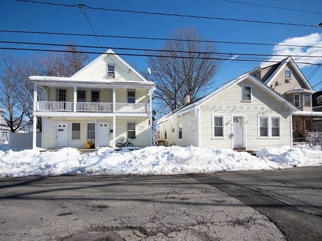 62-66 Cedar Street, Framingham, MA 01702 (MLS #72789473) :: The Duffy Home Selling Team