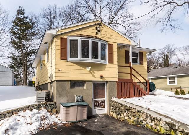 294 Lincoln St, Waltham, MA 02451 (MLS #72789476) :: DNA Realty Group