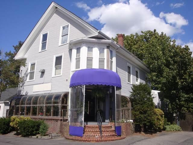 670 Washington Street, Easton, MA 02375 (MLS #72789508) :: Westcott Properties