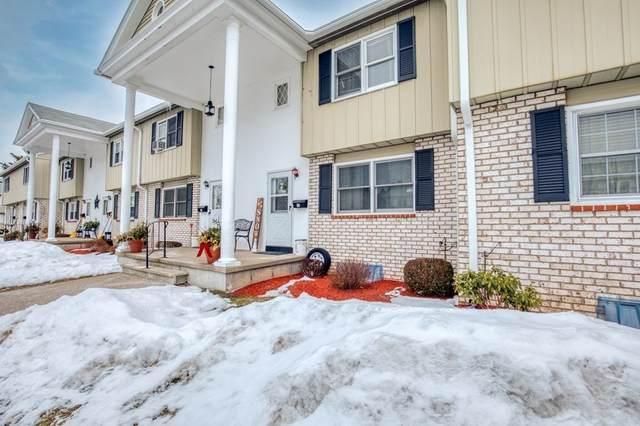 15 Yorktown Court #15, Chicopee, MA 01020 (MLS #72789514) :: Westcott Properties