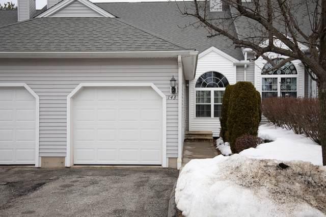 143 Brookfield Ln #143, Agawam, MA 01001 (MLS #72789531) :: Westcott Properties
