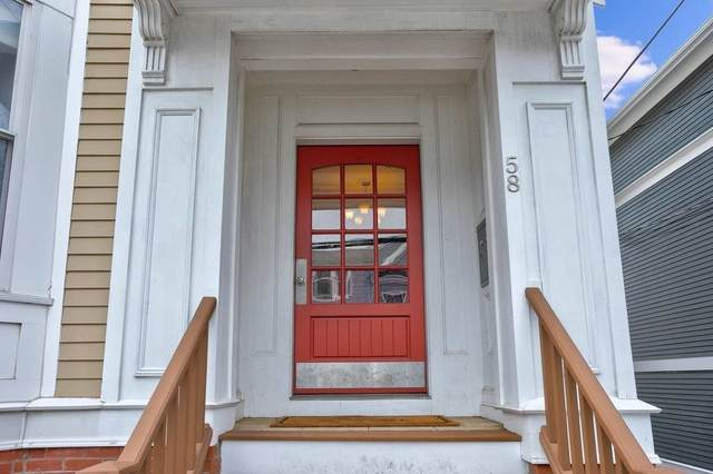 58 Chappie St #2, Boston, MA 02129 (MLS #72789538) :: DNA Realty Group