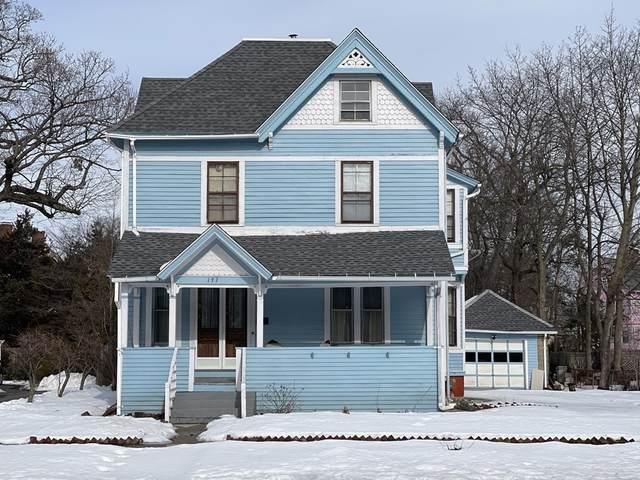 191 Thompson St, Springfield, MA 01109 (MLS #72789542) :: Westcott Properties