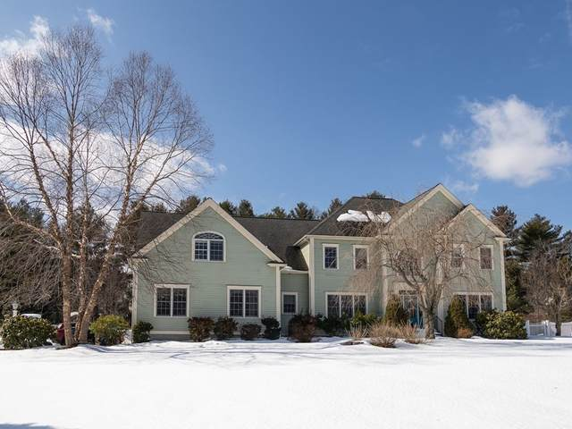 35 Colts Crossing, Canton, MA 02021 (MLS #72789546) :: Trust Realty One