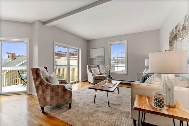 17 Middle St #4, Boston, MA 02127 (MLS #72789574) :: Maloney Properties Real Estate Brokerage