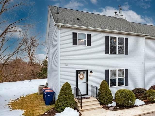 74 Case Ave #74, Seekonk, MA 02771 (MLS #72789614) :: Westcott Properties