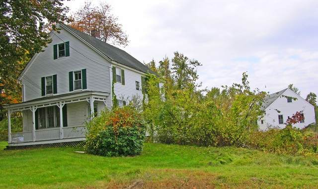 35 Ayer Road (Rt 110), Harvard, MA 01451 (MLS #72789648) :: Conway Cityside