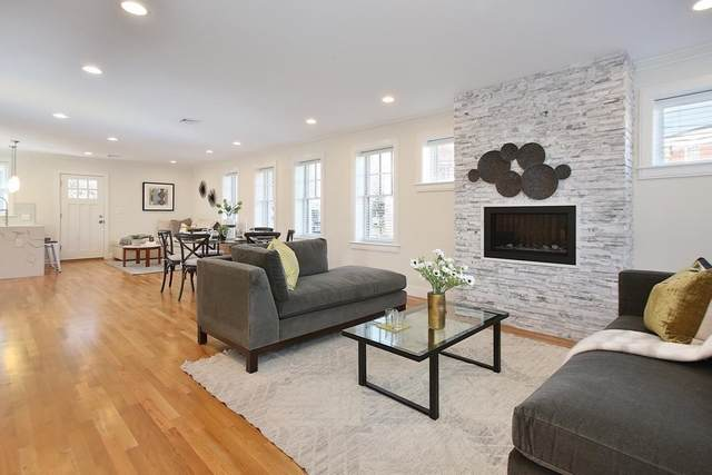 140 Sumner Rd #2, Brookline, MA 02445 (MLS #72789653) :: The Gillach Group