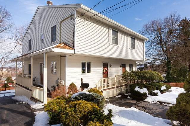 69 Bennington #2, Newton, MA 02458 (MLS #72789659) :: The Duffy Home Selling Team