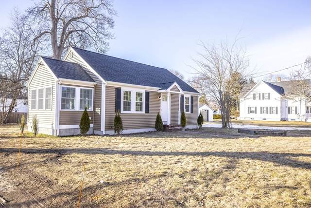 230 Pearl Street, Dighton, MA 02764 (MLS #72789661) :: The Duffy Home Selling Team