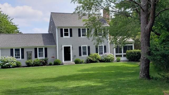 43 Boulder Brook Rd, Sandwich, MA 02537 (MLS #72789673) :: The Duffy Home Selling Team