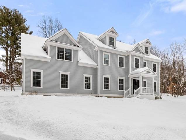 70 Indian Ridge Road, Sudbury, MA 01776 (MLS #72789685) :: The Gillach Group