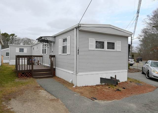 3040 Cranberry  Highway #42, Wareham, MA 02538 (MLS #72789715) :: The Duffy Home Selling Team