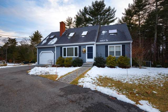 147 Micajah Pond Rd, Plymouth, MA 02360 (MLS #72789728) :: The Duffy Home Selling Team
