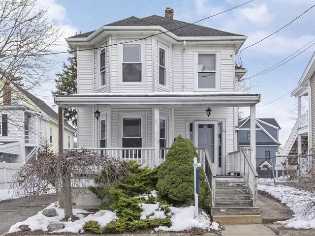 56 Ash Street, Waltham, MA 02453 (MLS #72789764) :: The Gillach Group