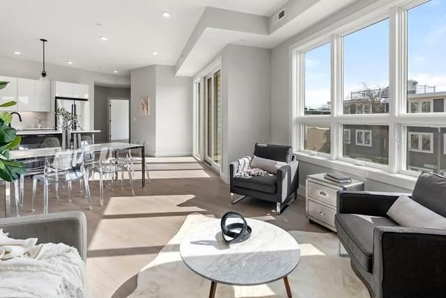 33 Ward Street #8, Boston, MA 02127 (MLS #72789783) :: Maloney Properties Real Estate Brokerage