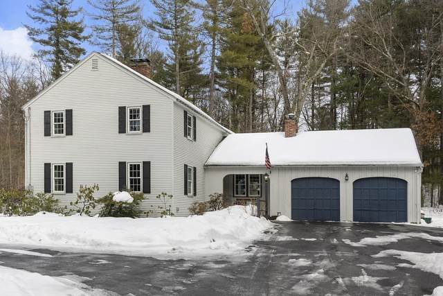 172 Ballville Rd, Bolton, MA 01740 (MLS #72789784) :: DNA Realty Group