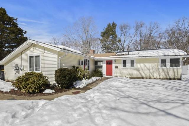 23 Ridgefield Dr, Framingham, MA 01701 (MLS #72789789) :: Exit Realty