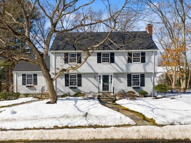 71 Westgate Rd, Wellesley, MA 02481 (MLS #72789794) :: The Gillach Group
