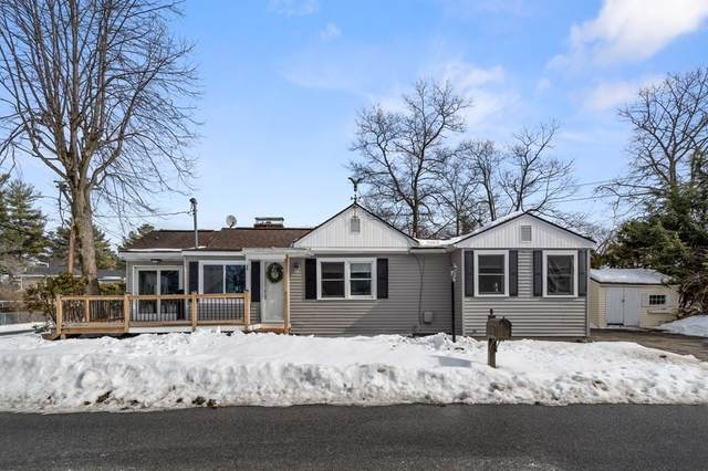 39 Pine Rd, Westford, MA 01886 (MLS #72789798) :: The Gillach Group