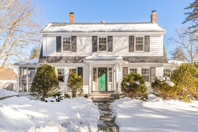 15 Subway Ave, Chelmsford, MA 01824 (MLS #72789837) :: The Gillach Group