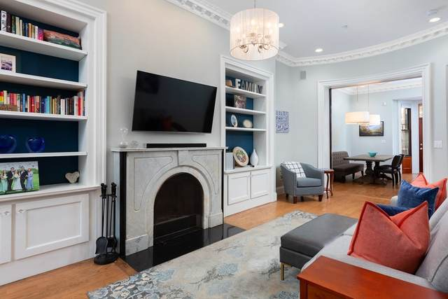 144 W Concord St #1, Boston, MA 02118 (MLS #72789863) :: Maloney Properties Real Estate Brokerage
