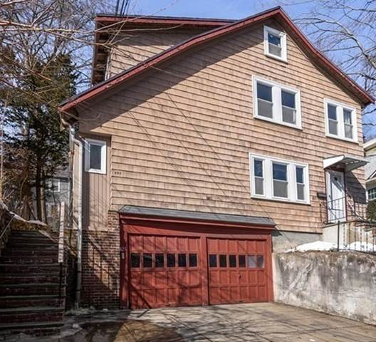 425 Lowell Ave #425, Newton, MA 02460 (MLS #72789866) :: The Gillach Group