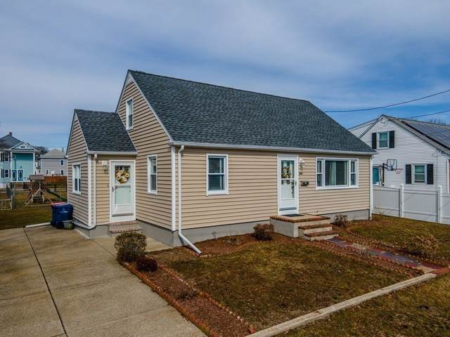 153 Ricketson Street, New Bedford, MA 02744 (MLS #72789868) :: Maloney Properties Real Estate Brokerage