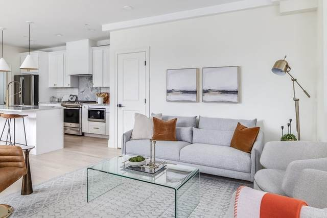 419 Broadway Terrace #1, Somerville, MA 02145 (MLS #72789935) :: DNA Realty Group