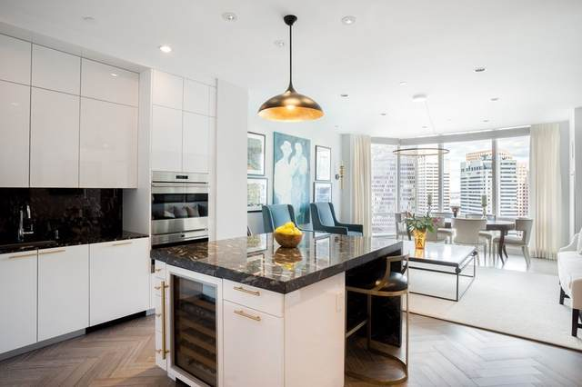 1 Franklin St #3605, Boston, MA 02110 (MLS #72789940) :: The Gillach Group