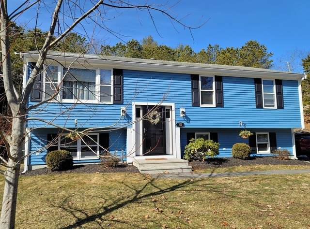 101 Valley Bars, Bourne, MA 02553 (MLS #72789985) :: The Duffy Home Selling Team