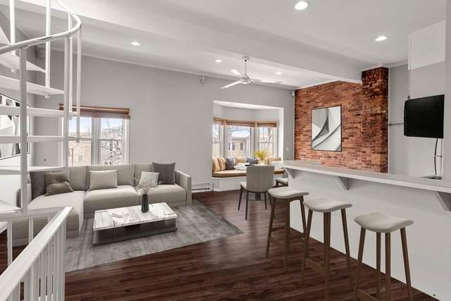 285 Dorchester St #3, Boston, MA 02127 (MLS #72790008) :: Maloney Properties Real Estate Brokerage