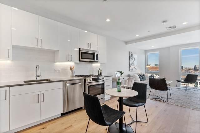 420 W Broadway U-502, Boston, MA 02127 (MLS #72790027) :: Maloney Properties Real Estate Brokerage