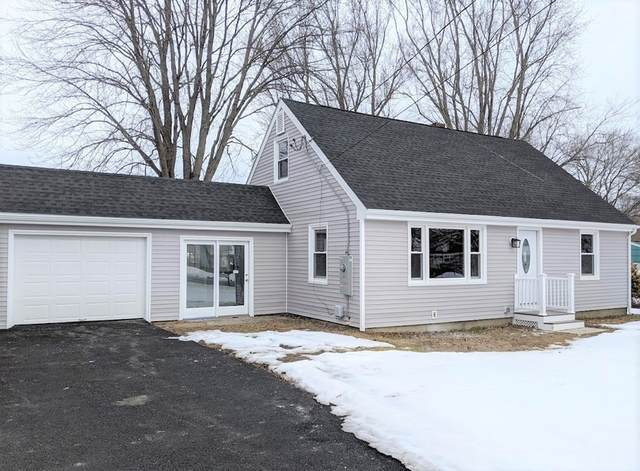35 Pleasant St, Granby, MA 01033 (MLS #72790058) :: Conway Cityside