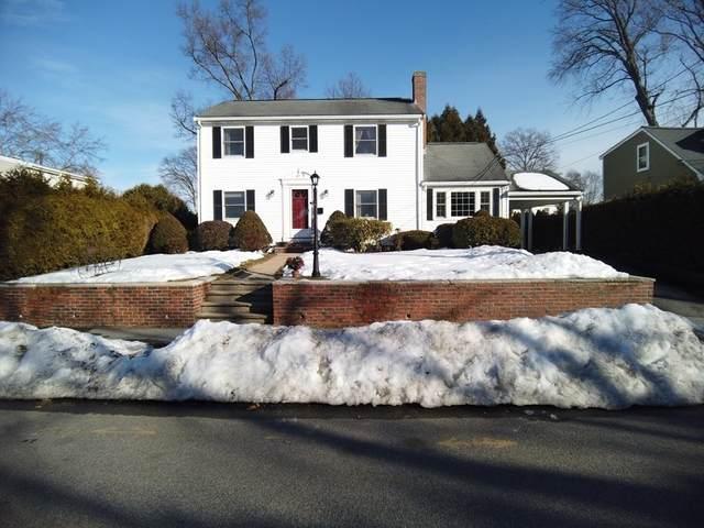 87 Ellery Rd, Waltham, MA 02453 (MLS #72790062) :: Trust Realty One