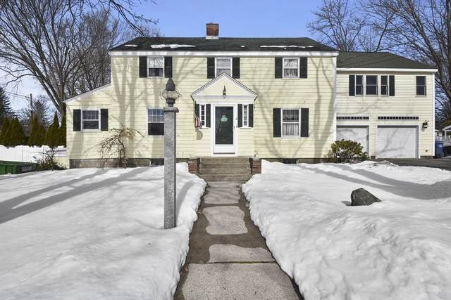 4 Dartmouth St, Leominster, MA 01453 (MLS #72790070) :: The Gillach Group