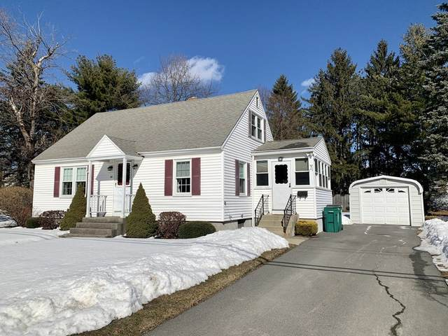 54 Patton St, Fitchburg, MA 01420 (MLS #72790071) :: The Gillach Group