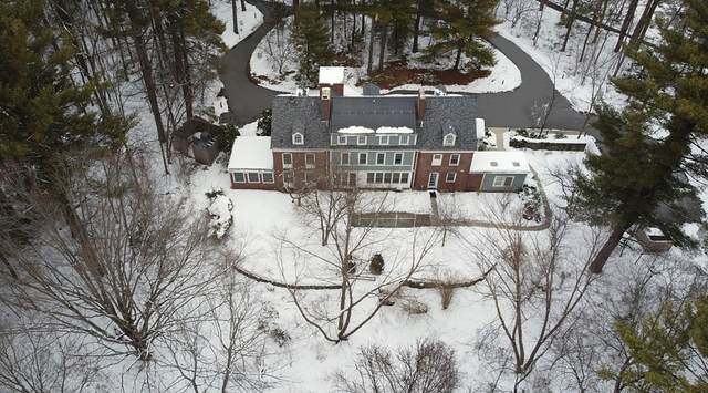 920 South St, Needham, MA 02492 (MLS #72790088) :: The Gillach Group