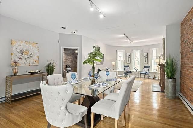 7 Durham St #3, Boston, MA 02115 (MLS #72790108) :: Boston Area Home Click