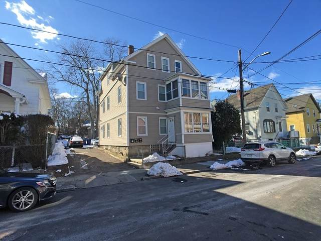 29 Myrtle St, New Bedford, MA 02740 (MLS #72790119) :: Maloney Properties Real Estate Brokerage