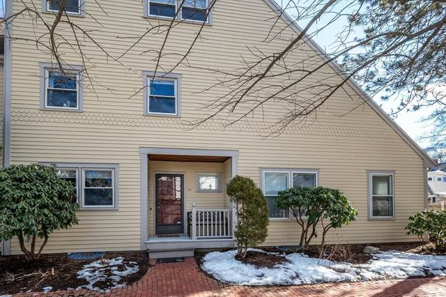 88 Washington Park #88, Newton, MA 02460 (MLS #72790208) :: The Gillach Group