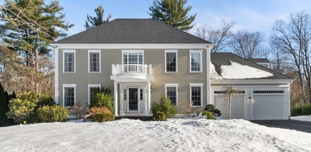 16 Little Pond Road, Northborough, MA 01532 (MLS #72790217) :: EXIT Cape Realty