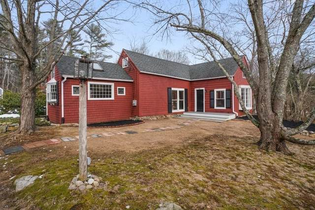 665 Summer St, Duxbury, MA 02332 (MLS #72790218) :: Maloney Properties Real Estate Brokerage
