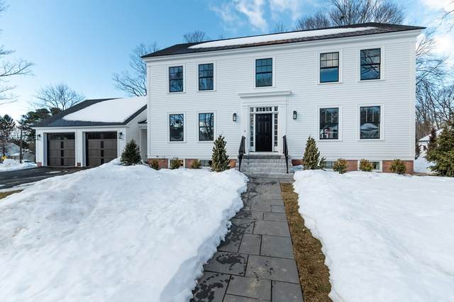 115 Pine Street #2, Andover, MA 01810 (MLS #72790266) :: DNA Realty Group