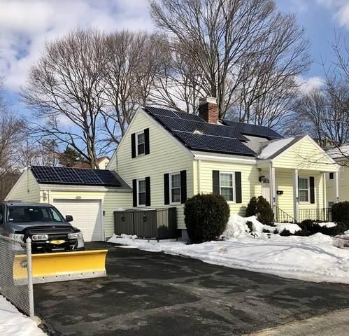 17 Grant St., Stoneham, MA 02180 (MLS #72790271) :: Boston Area Home Click