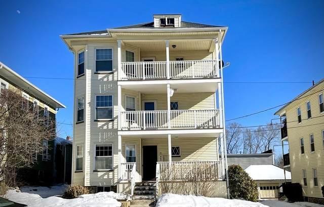 95 Elm St, Southbridge, MA 01550 (MLS #72790283) :: Maloney Properties Real Estate Brokerage