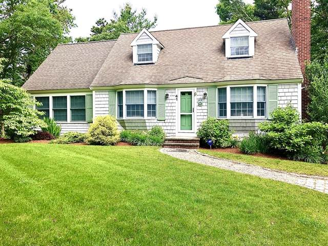 41 Keela Road, Barnstable, MA 02635 (MLS #72790366) :: Trust Realty One